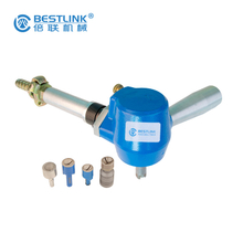 Bestlink High Rotation Speed Portable Button Bit Grinder Air Consumption For Button Bit