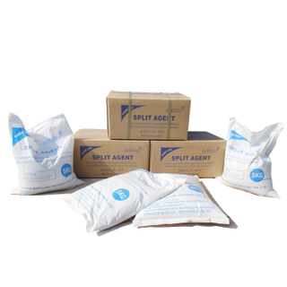 Environmental Friendly Dust Free Rock Cracking Powder
