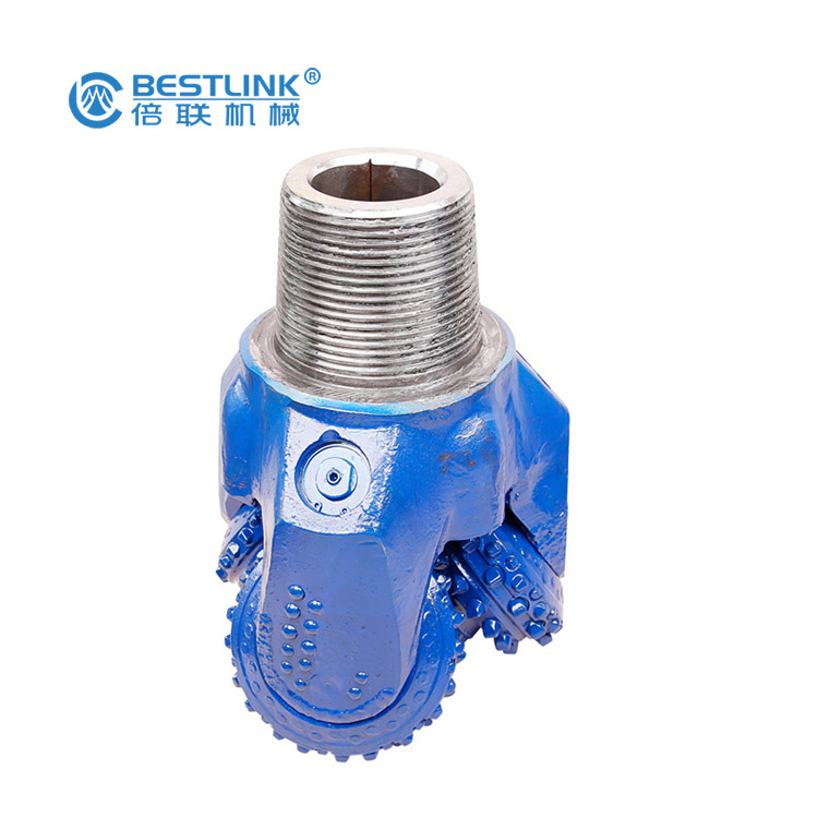 Blast Hole Button Insert Tricone Roller Bit for Soft to Hard Formation in Mining