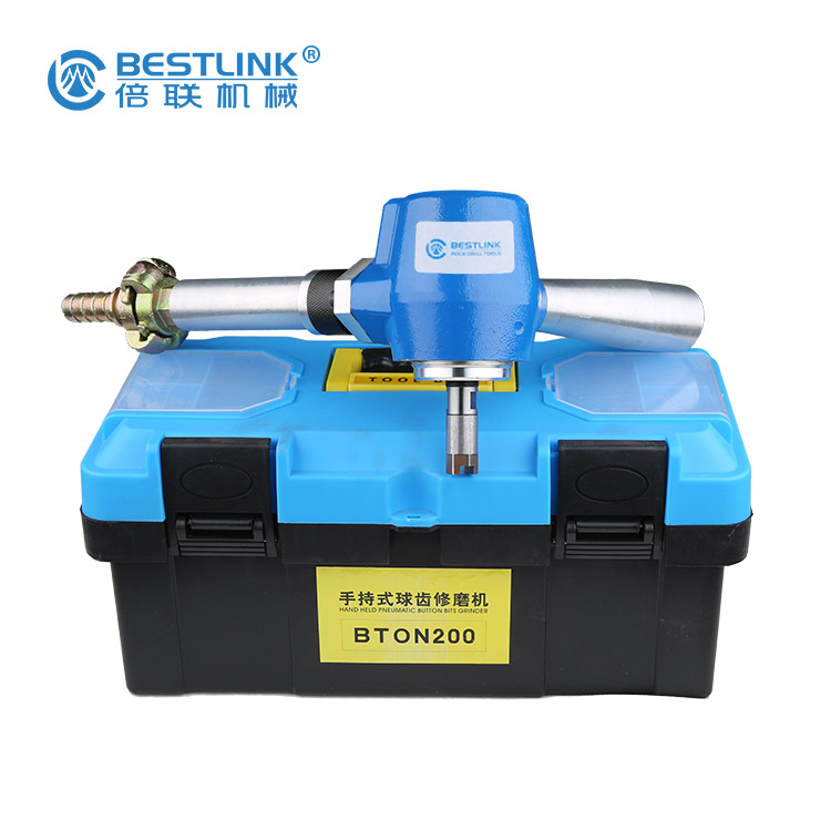 Bestlink Drilling Tools Button bit shapner grinder for ballastic button and spherical button