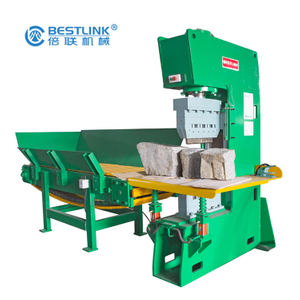 Bestlink Factory CE Certificate 40tons Natural Paver Stone Hydraulic Splitting Machine