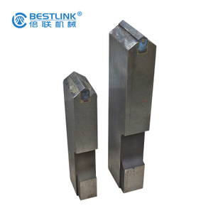 Bestlink Factory Carbon Tungsten Alloy Blade Knife Teeth for Stone Splitting Machine