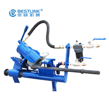 2021 Pneumatic Integral Drill Steel Grinding Machine in Mines/Quarry