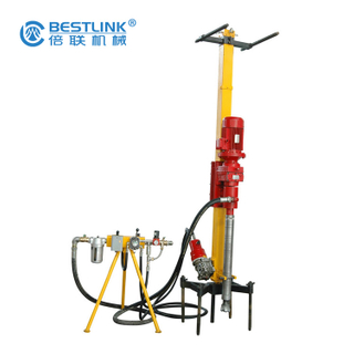 BQ90-P DTH Pneumatic Rock Drilling Machine for Deep Borehole Drilling