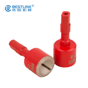 Bestlink Factory Price Drilling Tools Diamond grinding pin for button bit grinder