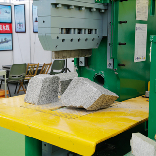 Multi Functional Laser Stone Splitting Machine