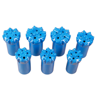 T51-102mm Drop Center Rock Drilling Button Bit