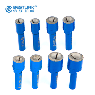 Bestlink Factory Price 8mm Shank Grinding Cups Button Bit Grinder and Boroc for grind bit steel
