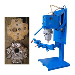 Light Weight Pneumatic Bit Regrinding Machine