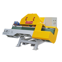 30 HP 60 HP Mighty Stone Saw Thin Veneer Stone Cutting Machine