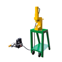 Mighty C Hydraulic Thin Veneer Splitter