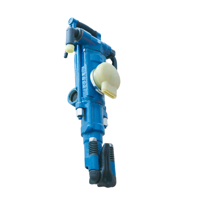 Air Cooling and Water Cooling Hand Held Pneumatic Rock Drill Machine