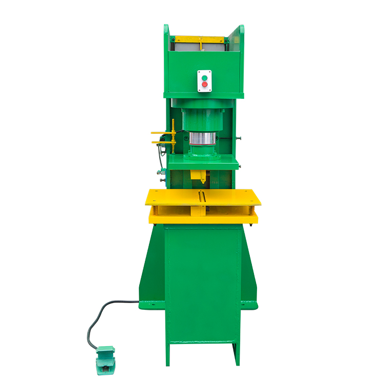 Hydraulic Marble Granite Press Splitter Recycling Machine for Stamping Paving Stones Waste Marble and Granite Slabs