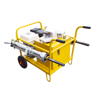 Bestlink Concrete Demolition and Stone Block Silent Cracking Darda Hydraulic Rock Splitter for Quarry Construction
