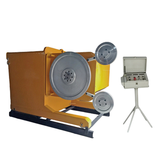 Diamond Wire Saw Cutting Machine for Granite and Marble Quarry