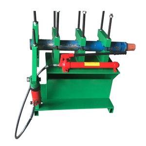 Manual and Electric DTH Drilling Hammer Disassembling Breakout Bench