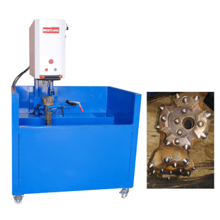 Bestlink Portable Pneumatic DTH Drill Carbide Button Bit Sharpening Grinder Grinding Machine