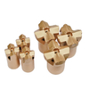 32mm Taper Cross bits for Pneumatic Rock Drill Cost-effctive